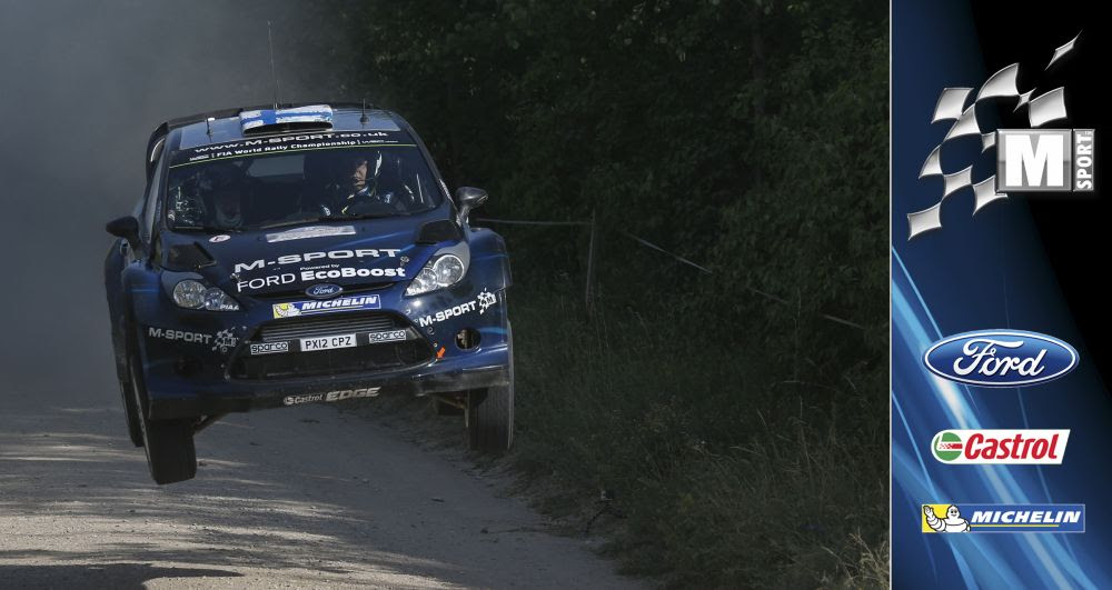 M-SPORT WORLD RALLY TEAM: LOTOS RALLY POLAND WRC- DAY THREE