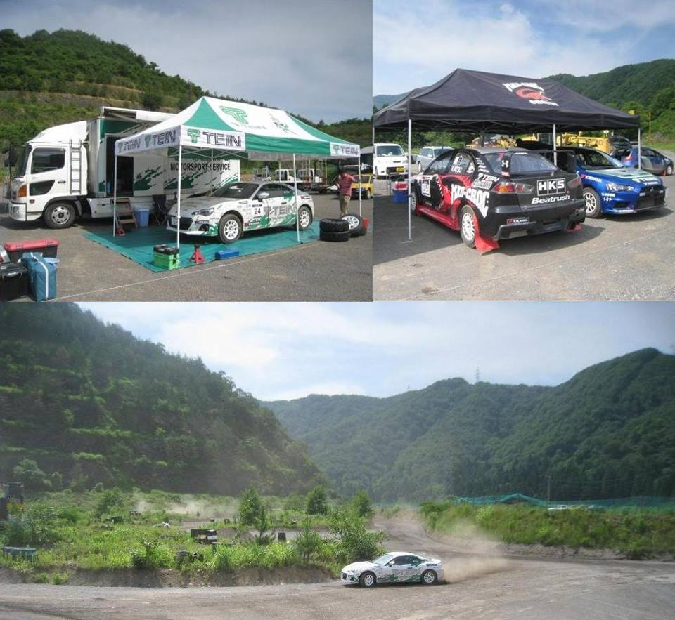 TEIN MOTORSPORTS SHINES IN YOUR COUNTRY WITH THEIR PERFORMANCES IN THE DIRT TRIAL.