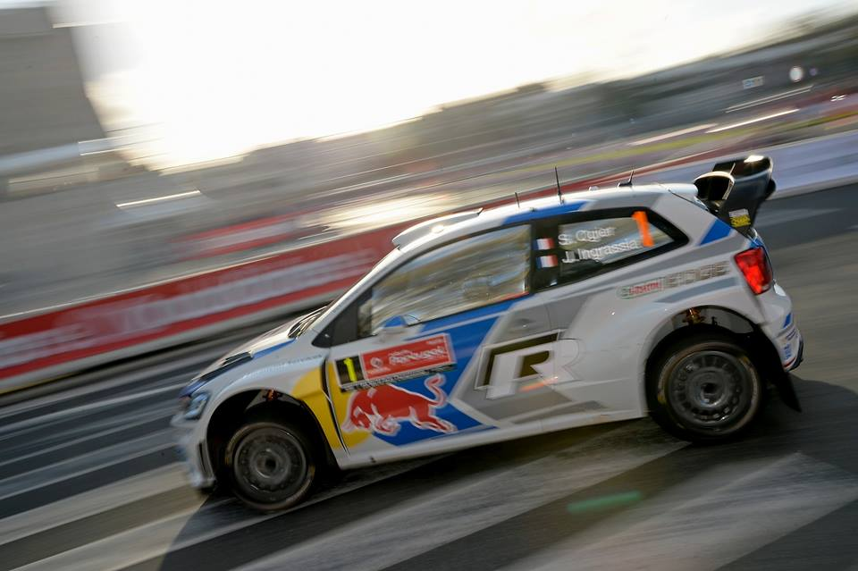 UNKNKOWN TERRITORY FOR THE VOLKSWAGEN POLO R WRC – PREMIER IN POLAND