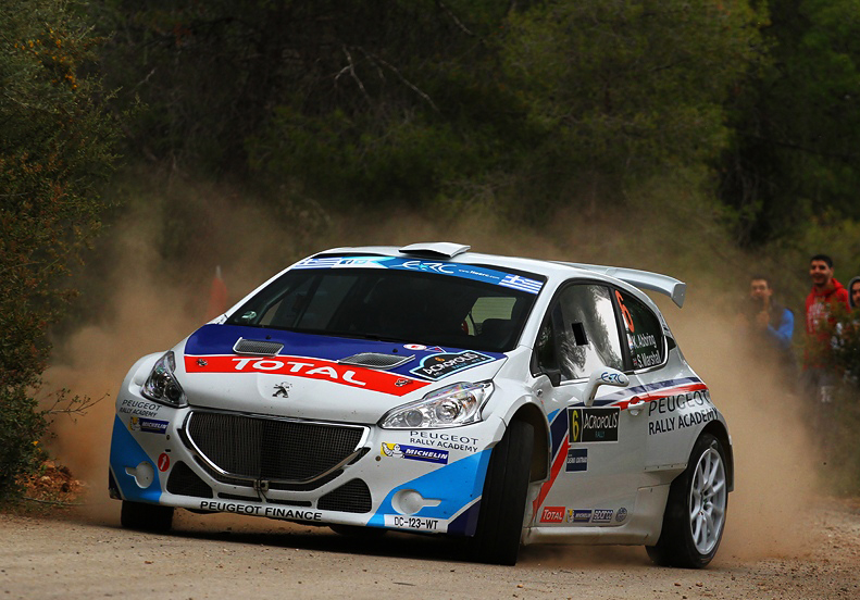 GEKO YPRES RALLY ERC 2014: SUPER NEWS