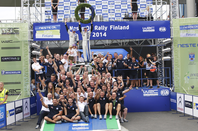 Rally Finland 2014