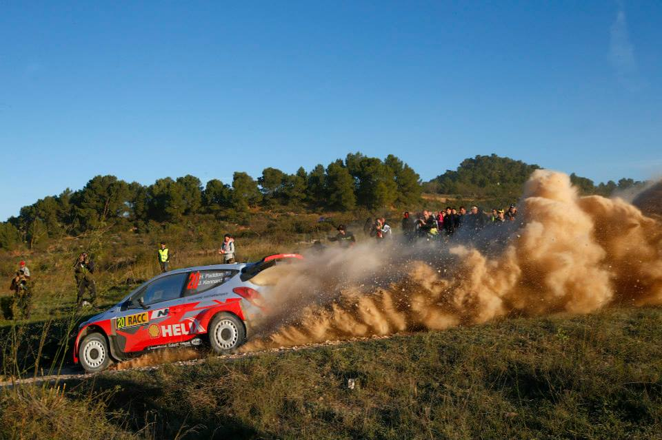HYUNDAI SHELL WORLD RALLY TEAM: READY TO TACKLE MIXED SURFACES AT RALLY DE ESPAÑA