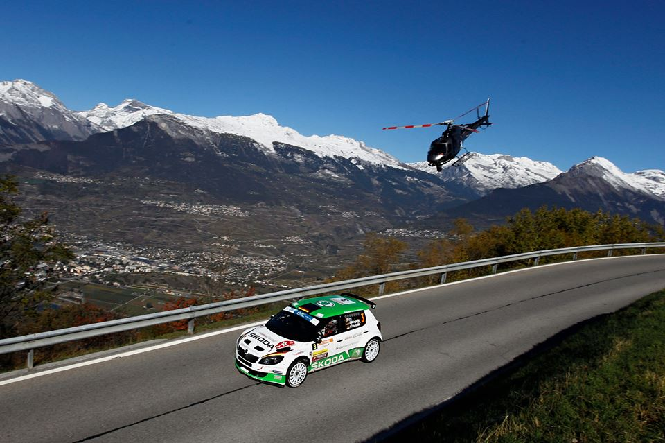 ŠKODA MOTORSPORT: THE TITLE RACE GOES ON: ŠKODA OUT TO PUT THE SHINE ON A GOLDEN AUTUMN OF RALLYNG IN SWITZERLAND
