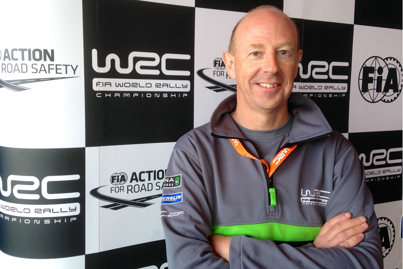 WRC PROMOTER APPOINTS PR AND COMMUNICATIONS MANAGER