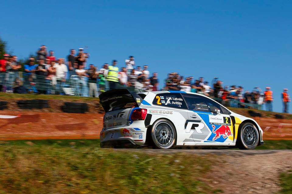 VOLKSWAGEN MOTORSPORT WRT: RALLY DE FRANCE-ALSACE DAY ONE