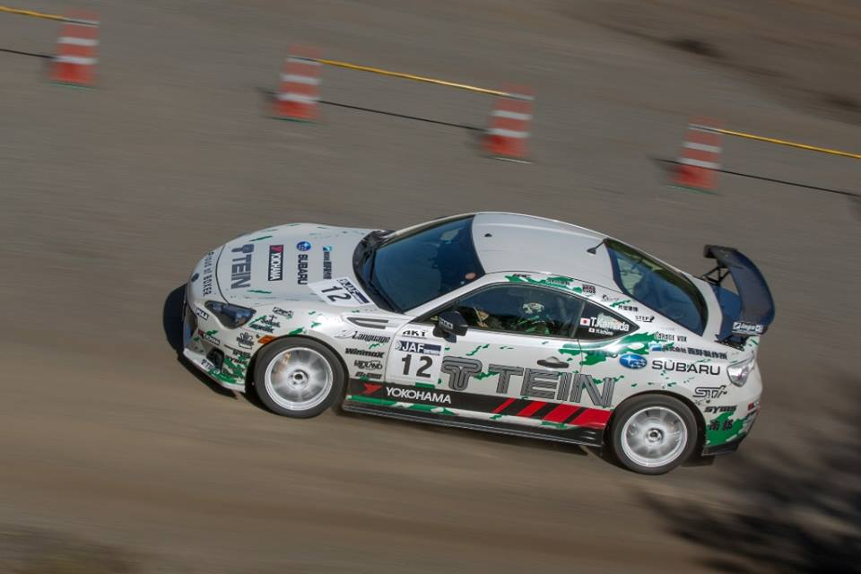 TEIN MOTORSPORTS: REVIEW JAPANESE RALLY CHAMPIONSHIP-ROUND 8
