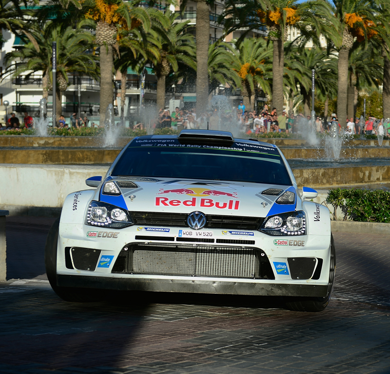 VOLKSWAGEN MOTORSPORT WRT: VOLKSWAGEN TRIO HUNGRY FOR VICTORY: WRC REACHES FEVER PITCH IN SPAIN
