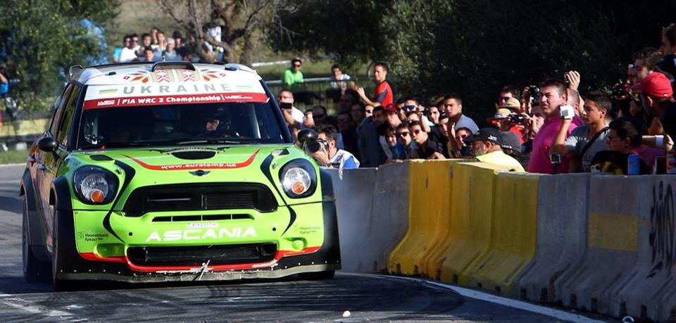 MINI EUROLAMP WORLD RALLY TEAM: RALLY OF SPAIN – THE 6TH PLACE FOR GORBAN