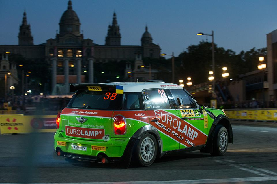 MINI EUROLAMP WORLD RALLY TEAM: RALLY SPAIN – NEEDS ONE MORE TRY