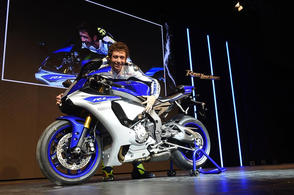2014 EICMA YAMAHA GLOBAL PRESS PREMIERE