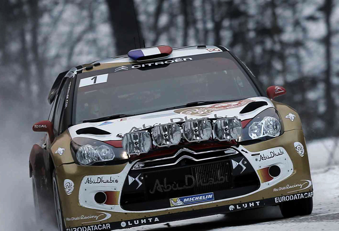 France Monte Carlo Rally