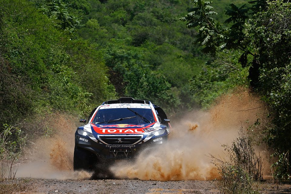 DAKAR A FULL 2015: PEUGEOT TOTAL TEAM- TWO DAYS TO GO