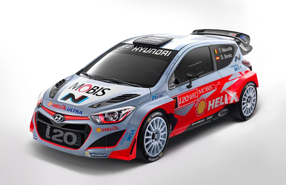 WORLD RALLY CHAMPIONSHIP 2015: NEW NAMES JOIN HYUNDAI MOTORSPORT AHEAD OF SECOND WRC SEASON