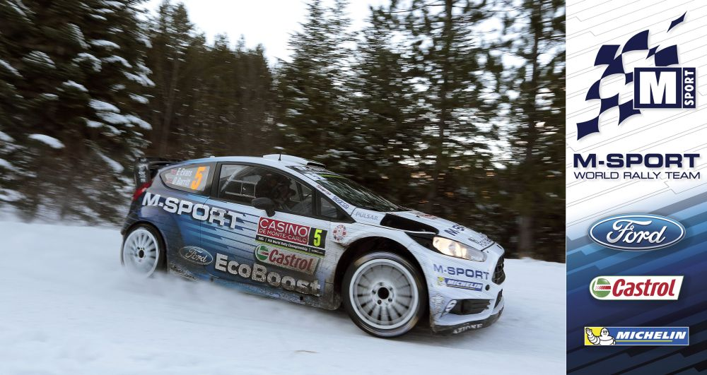 FIA WORLD RALLY CHAMPIONSHIP 2015: M-SPORT WORLD RALLY TEAM-M-SPORT ENCOURAGED BY PROMISING START