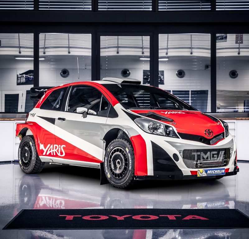 FIA WORLD RALLY CHAMPIONSHIP 2017: TOYOTA MOTORSPORT GMBH (TMG)-WORLD RALLY RETURN FOR TOYOTA MOTORSPORT GmbH