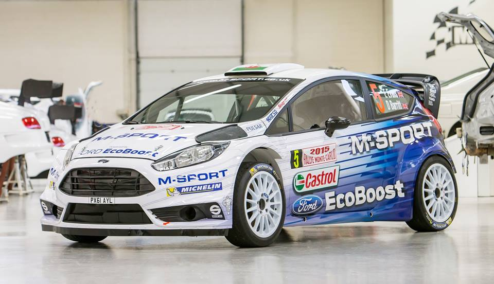 M-SPORT WORLD RALLY TEAM 2015: PRE-RALLY MONTECARLO-A NEW SEASON WITH A FAMILIAR FEEL