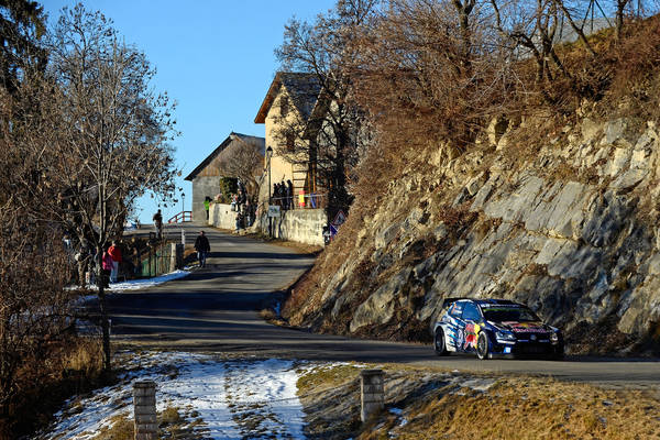 "FIA WORLD RALLY CHAMPIONSHIP 2015: VOLKSWAGEN RED BULL MOTORSPORT-A DAY OF CLASSICS – VOLKSWAGEN TRIO EXTENDS ITS LEAD AT THE ""MONTE"""