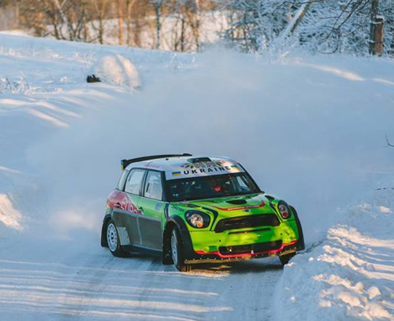 FIA WORLD RALLY CHAMPIONSHIP 2015: MINI EUROLAMP WORLD RALLY TEAM: WINTER RALLY KINGDOM