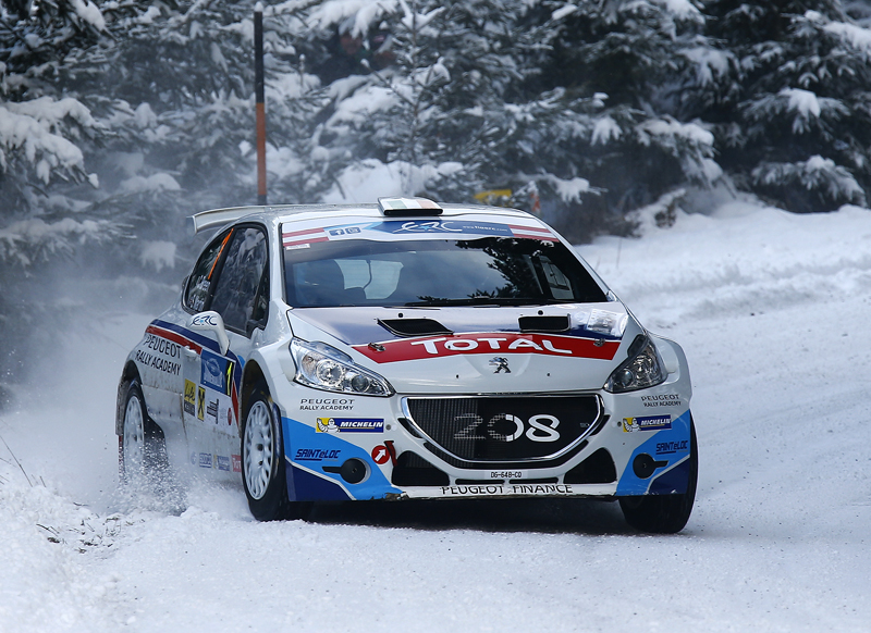 FIA ERC – EUROPEAN RALLY CHAMPIONSHIP 2015: ERC ICE MASTER TO BE CROWNED IN LATVIA WHERE ERC JUNIOR IS GO,GO,GO!