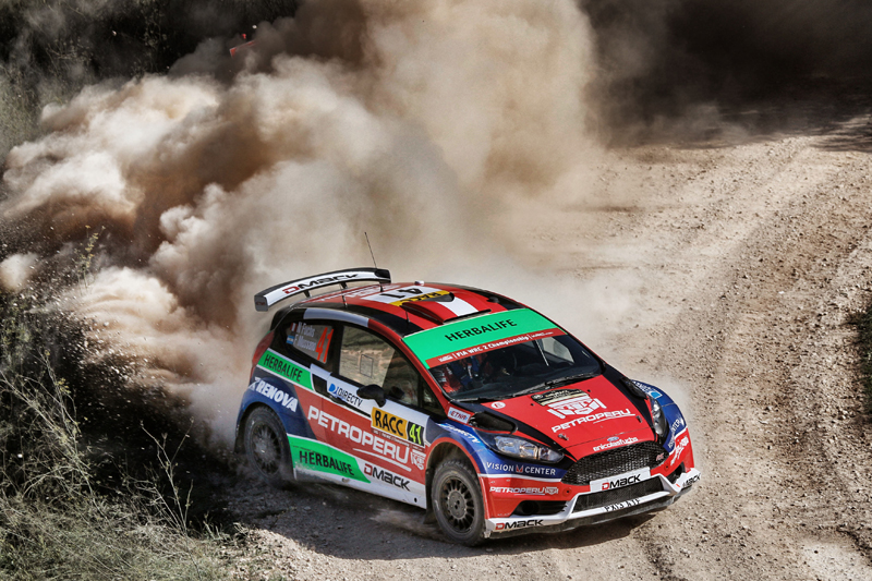 FIA WORLD RALLY CHAMPIONSHIP (WRC2) 2015: DRIVE DMACK WORLD RALLY TEAM-LONG STAGES TO DELIVER TOUGH TEST IN MEXICO