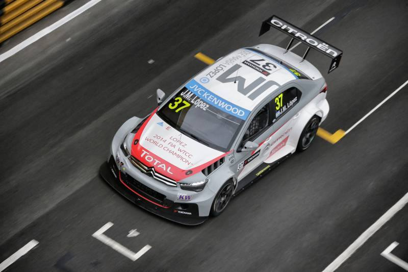 FIA WORLD TOURING CAR CHAMPIONSHIP (WTCC): CITROËN AND LÓPEZ BEGIN TITLE DEFENCE
