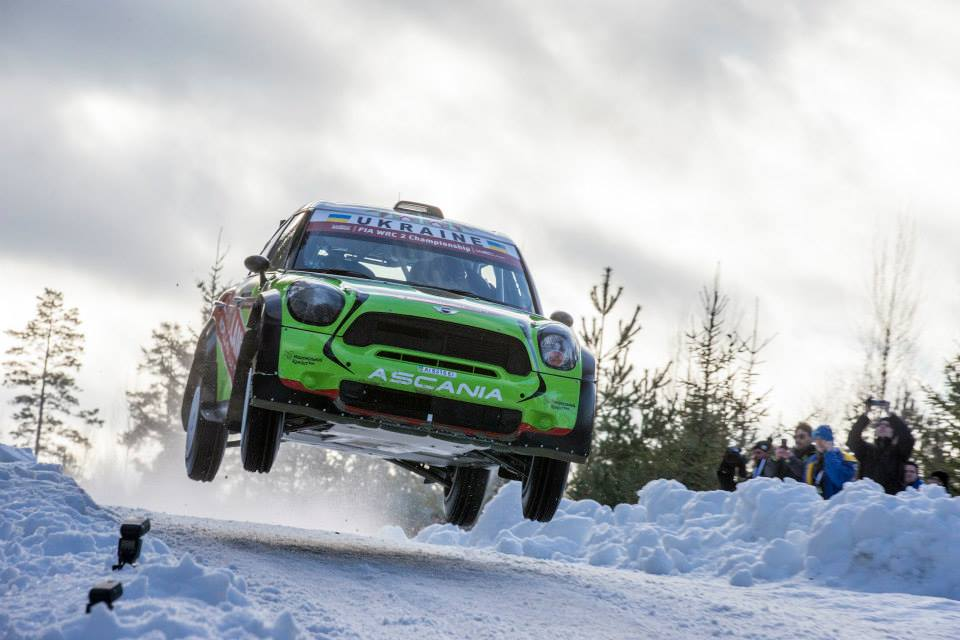 FIA WORLD RALLY CHAMPIONSHIP 2015: MINI EUROLAMP WORLD RALLY TEAM-RALLY SWEDEN. THE NORTHERN ODYSSEY
