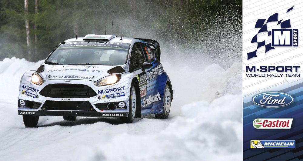 FIA WORLD RALLY CHAMPIONSHIP 2015: M-SPORT WORLD RALLY TEAM-M-SPORT ADOPT RISK-FREE STRATEGY