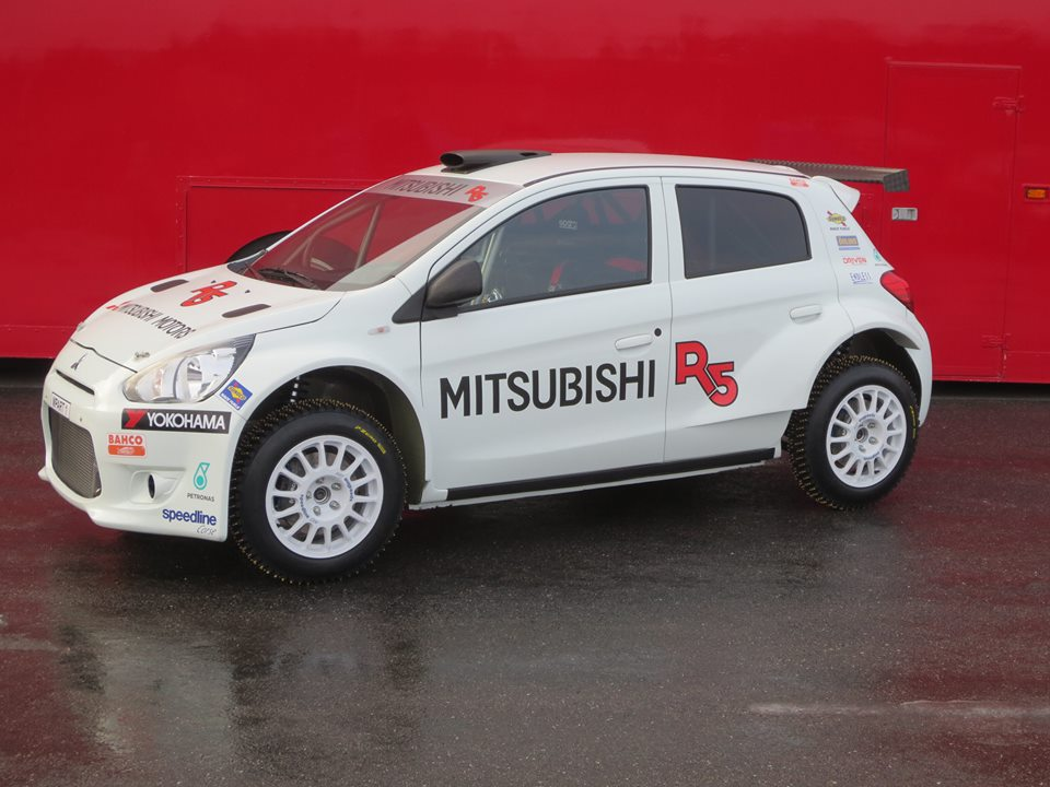 FIA WORLD RALLY CHAMPIONSHIP 2015: MITSUBISHI R5 SET FOR EXTENSIVE TEST AND DEVELOPMENT PROGRAMME