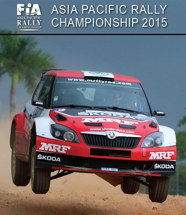 FIA ASÍA PACIFIC-RALLY CHAMPIONSHIP (APRC) 2015: EXPERIENCE VERSUS YOUTH AT INTERNATIONAL RALLY WHANGAREI