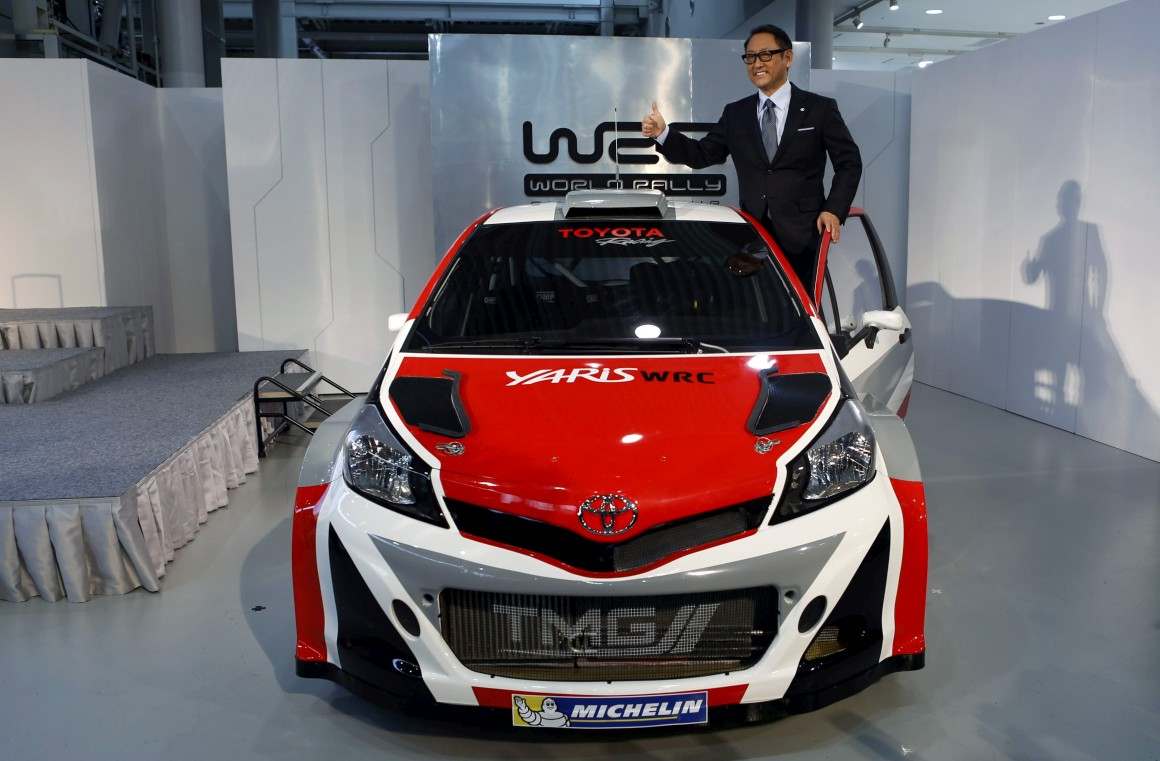 FIA WORLD RALLY CHAMPIONSHIP (WRC2) 2015:  TOYOTA MOTORSPORT GmbH COMPLETES JUNIOR DRIVER LINE-UP