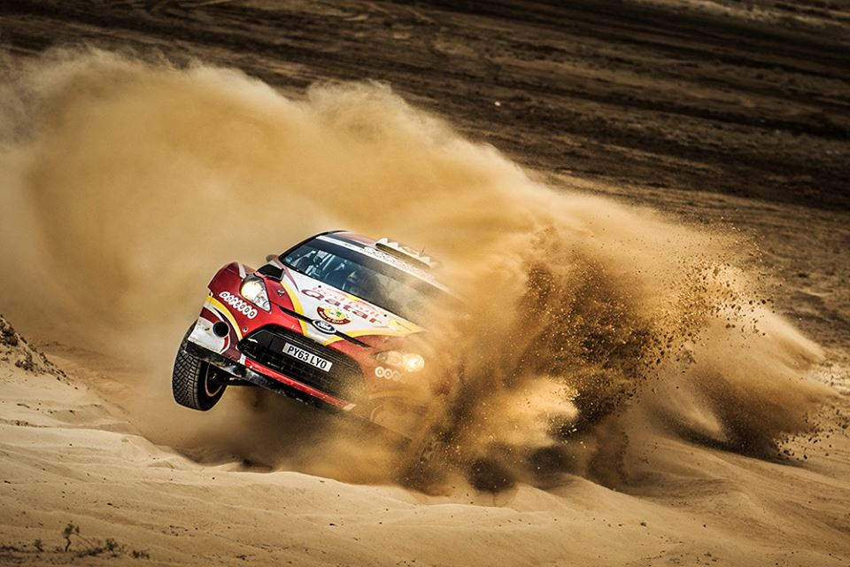 FIA MIDDLE EAST RALLY CHAMPIONSHIP (MERC) 2015: QATAR'S NASSER AL-ATTIYAH SEALS RECORD-BREAKING FIFTH VICTORY IN KUWAIT RALLY