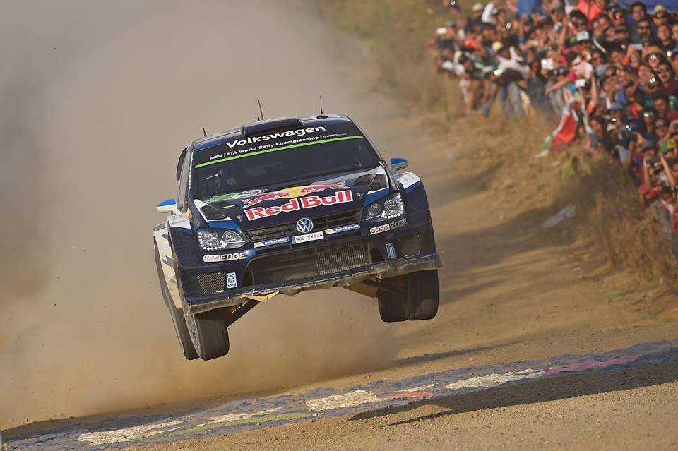 FIA WORLD RALLY CHAMPIONSHIP (WRC) 2015: VOLKSWAGEN RED BULL MOTORSPORT- FLIGHT OF FANTASY IN MEXICO: WIN NUMBER TRHREE OF THE SEASON FOR OGIER/INGRASSIA IN THE POLO R WRC