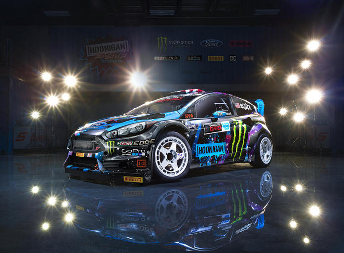 RALLY INTERNATIONAL 2015: HOONIGAN RACING-KEN BLOCK SET TO SHRED WITH AWESOME 2015 RACE SCHEDULE