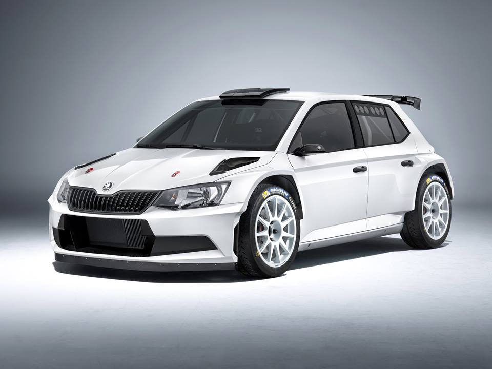FIA WORLD RALLY CHAMPIONSHIP (WRC2) 2015: ŠKODA MOTORSPORT- MILESTONE FOR ŠKODA: INTERNATIONAL AUTOMOBILE FEDERATION FIA GIVES GREEN LIGHT TO NEW FABIA R 5
