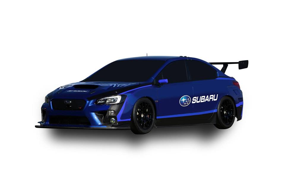 TCR INTERNATIONAL SERIES (TCR) 2015: TOP RUN MOTORSPORT TO BUILD TCR-SPEC SUBARU WRX