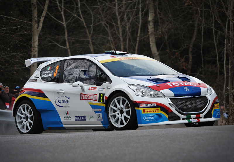 ITALIAN RALLY CHAMPIONSHIP (CIR) 2015: RALLYE SANREMO: THE REVENGE OF CHAMPIONS