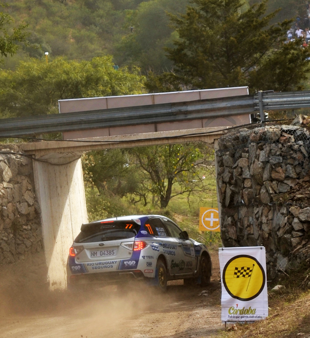 XION RALLY ARGENTINA (WRC) 2015: NO TE QUEDES AFUERA DEL XION RALLY ARGENTINA