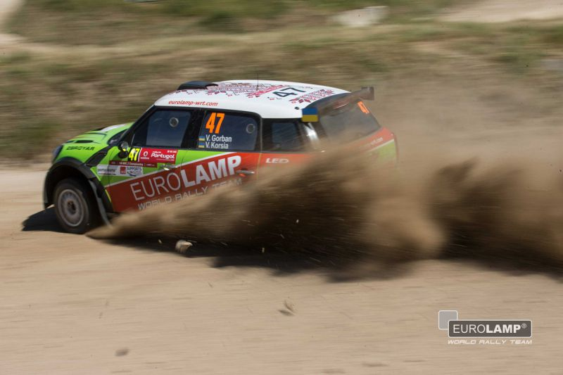 FIA WORLD RALLY CHAMPIONSHIP 2015 (WRC2): MINI EUROLAMP WORLD RALLY TEAM- RALLY DE PORTUGAL- RACE WITH HIGH RESPONSIBILITY