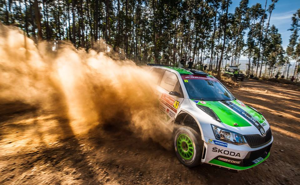 FIA WORLD RALLY CHAMPIONSHIP (WRC2-2015): ŠKODA MOTORSPORT- WORLD CHAMPIONSHIP PREMIERE: GOOD START FOR THE ŠKODA FABIA R 5