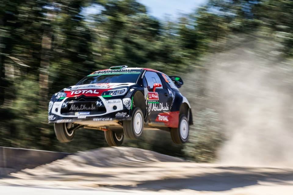 FIA WORLD RALLY CHAMPIONSHIP (WRC 2015): CITROËN TOTAL ABU DHABI WORLD RALLY TEAM- THE CITROËN TOTAL ABU DHABI WORLD RALLY TEAM CONSOLIDATES ITS SECOND POSITION