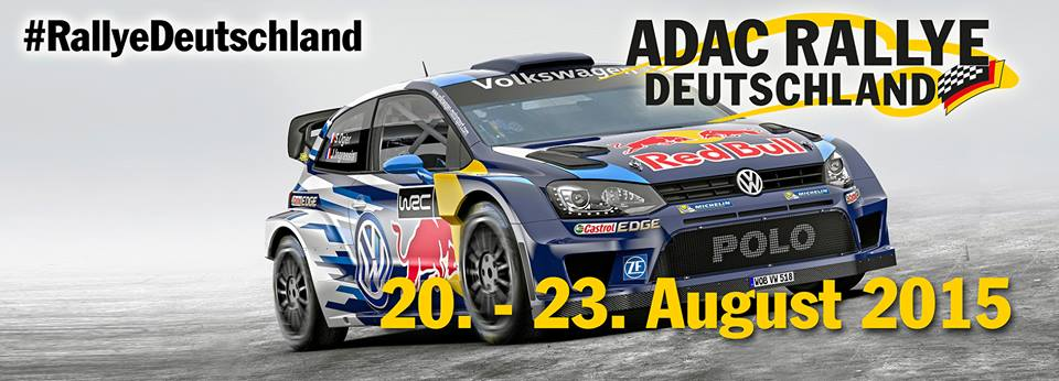 FIA WORLD RALLY CHAMPIONSHIP (WRC 2015): ADAC RALLYE DEUTSCHLAND WRC 2015- THE MAKING OF A SPECIAL STAGE AT THE ADAC RALLYE DEUTSCHLAND