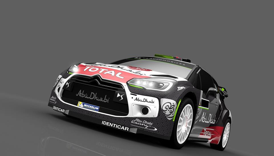 """FIA WORLD RALLY CHAMPIONSHIP (WRC 2015): CITROËN TOTAL ABU DHABI WORLD RALLY TEAM-  A """"NEW LOOK"""" DS 3 WRC IN PORTUGAL!"""