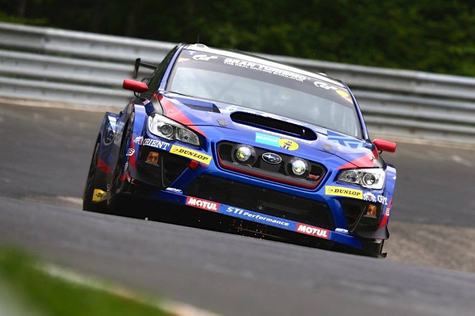 NÜRBURGRING 24-HOUR RACE 2015: SUBARU MOTORSPORT- SUBARU WRX STI SCORES CLASS WIN IN THE 2015 NÜRBURGRING 24-HOUR RACE