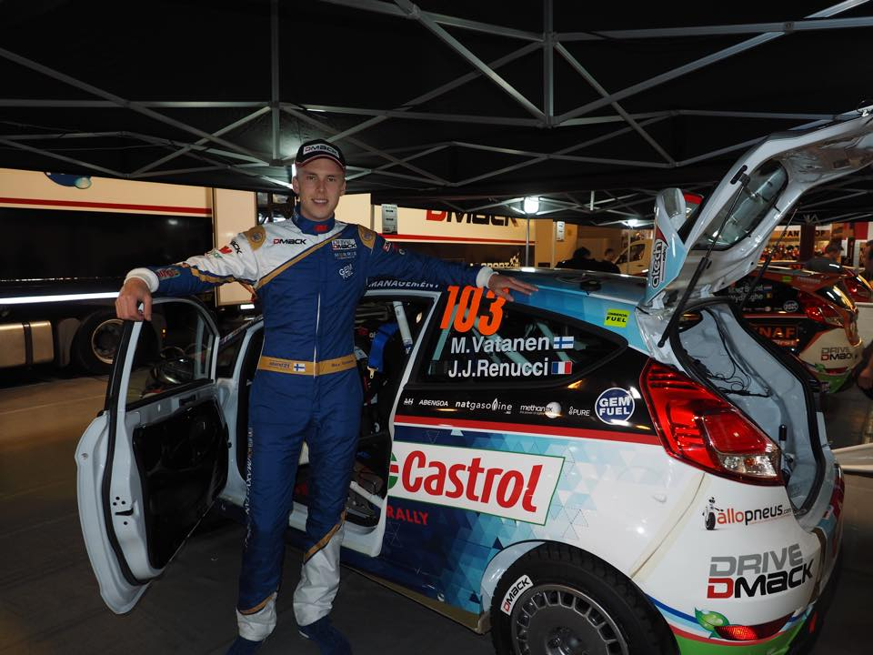 FIA WORLD RALLY CHAMPIONSHIP (WRC 2015): MAX WINS AGAIN TO GET FIESTA SEASON OFF TO A PERFECT START IN PORTUGAL