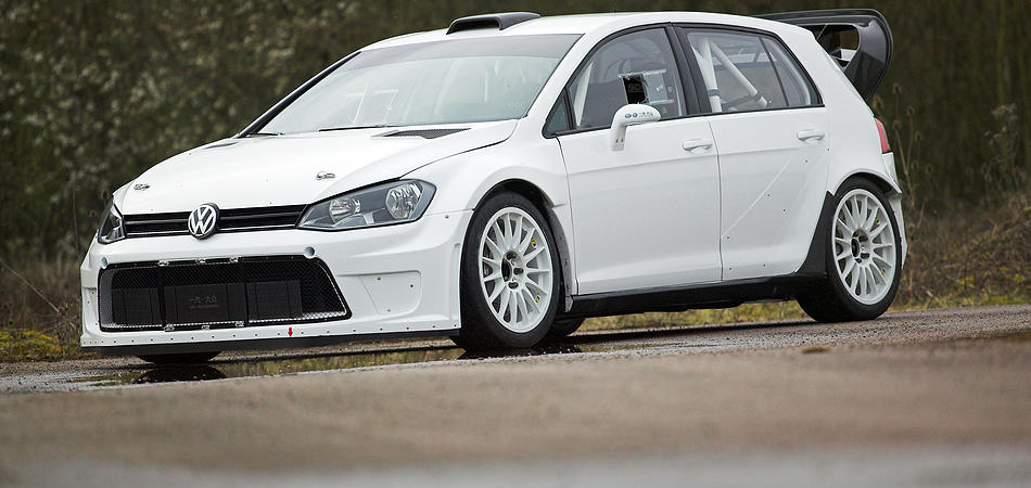 CHINA RALLY CHAMPIONSHIP (CRC 2015): PRODRIVE DELIVERS THIRD VW GOLF SCRC
