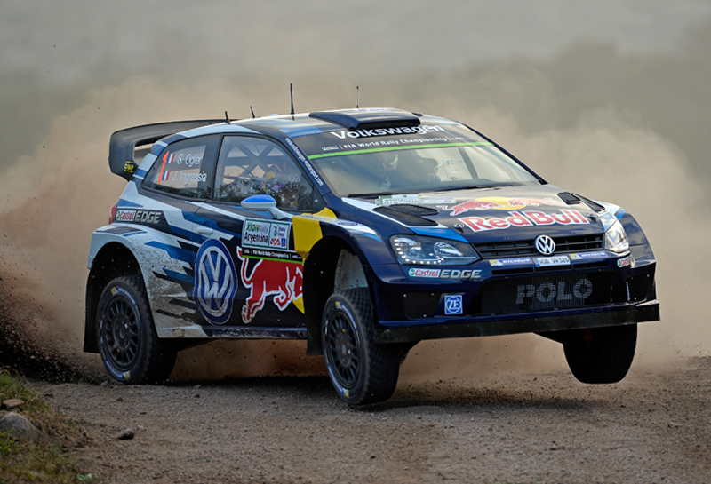 FIA WORLD RALLY CHAMPIONSHIP (WRC 2015): VOLKSWAGEN RED BULL MOTORSPORT- EUROPE, HERE WE COME: VOLKSWAGEN TRIPLY MOTIVATED FOR PORTUGAL