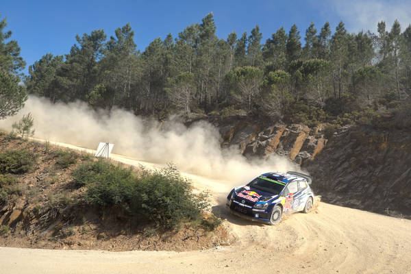 FIA WORLD RALLY CHAMPIONSHIP (WRC 2015): VOLKSWAGEN RED BULL MOTORSPORT- LATVALA AHEAD OF OGIER – VOLKSWAGEN SEIZES ONE-TWO LEAD IN PORTUGAL