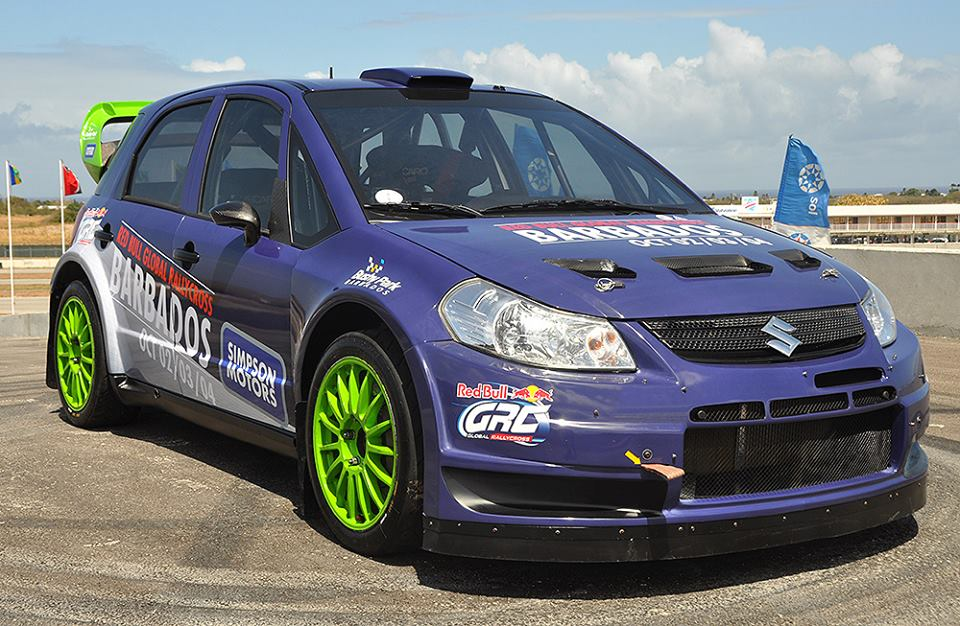 RALLY INTERNATIONAL 2015: SOL RALLY BARBADOS Q & A: TONI GARDEMEISTER