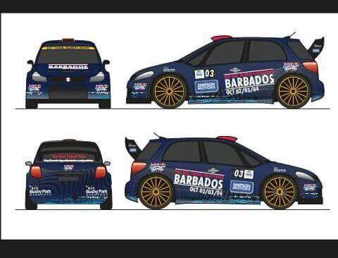 """RALLY INTERNATIONAL 2015: SOL RALLY BARBADOS 2015 – """"A PARTY TO REMEMBER""""- SIX-TIME WRC PODIUM FINISHER TONI GARDEMEISTER TO DRIVE SUZUKI SX4 WRC"""