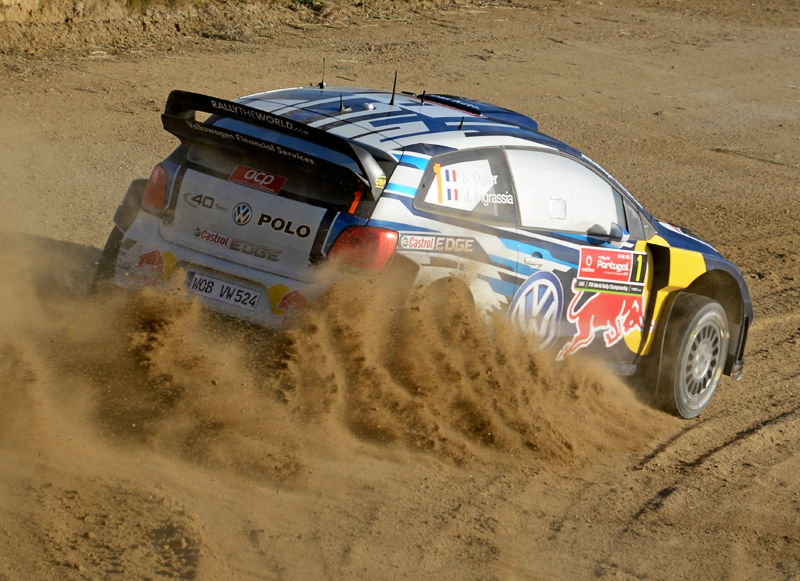 Fia World Rally Championship Wrc 2015 Volkswagen Red Bull